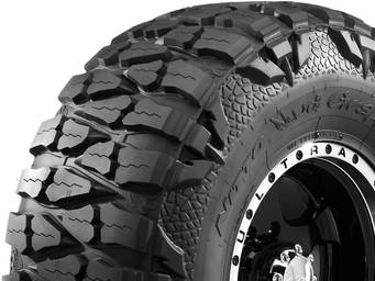 Nitto Mud Grappler Tires