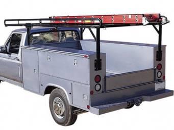 WEATHER GUARD Service Body Truck Rack