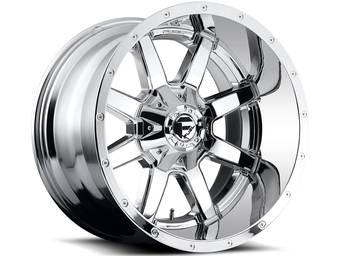 Fuel Chrome Maverick Wheels