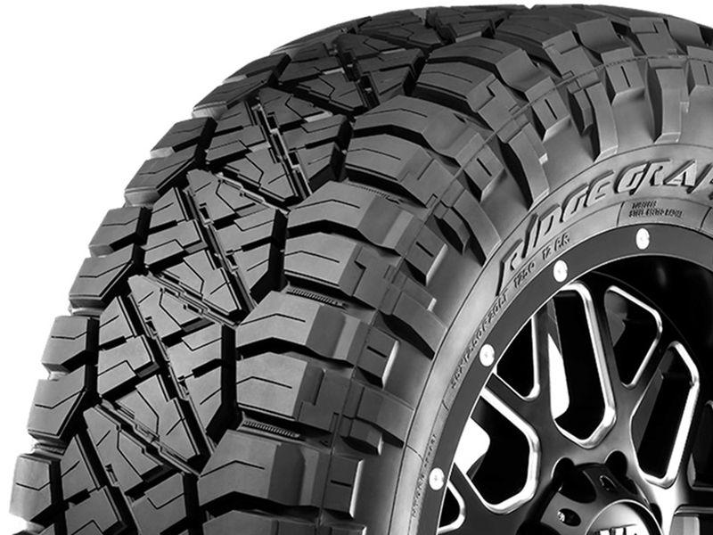 Nitto Ridge Grappler Sizes >> Nitto Ridge Grappler Tires Realtruck