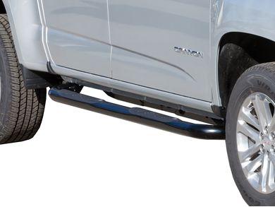 Westin 23-4015 E-Series Black Step Bars