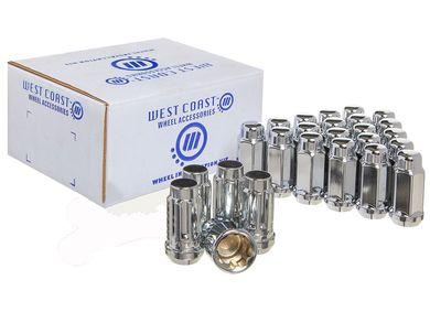 WestCoast Wheel Accessories W56014L Wheel Lug Nut