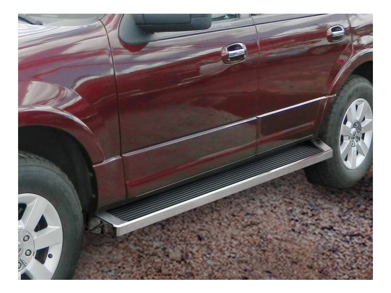 Aps Ib06rib4a Aps Polished Aluminum Irunning Boards