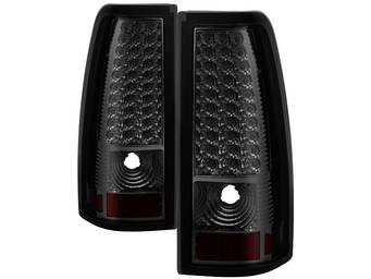 Xtune Smoked Black Led Tail Lights