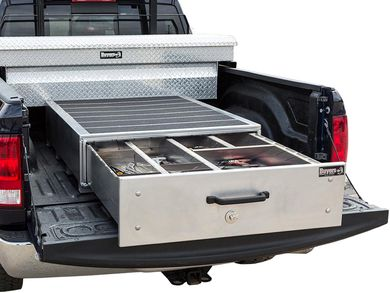 Buyers Slide Out Truck Bed Box Realtruck