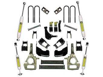 "Superlift 4"" Basic Lift Kits"