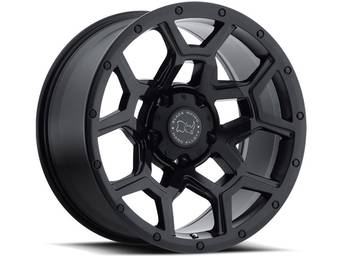 Black Rhino Black Overland Wheels