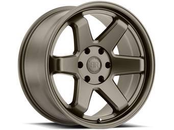 Black Rhino Bronze Roku Wheels