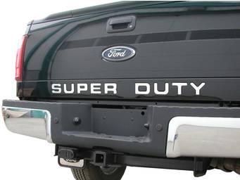 Truck Hardware Tailgate Emblems