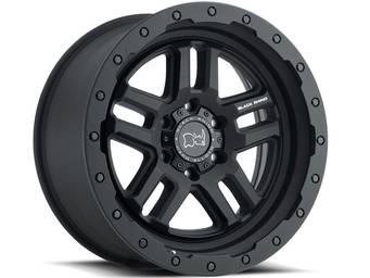 Black Rhino Black Barstow Wheels