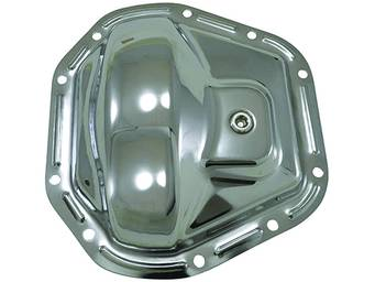 Yukon Chrome Differential Covers