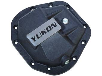 Yukon Hardcore Differential Cover