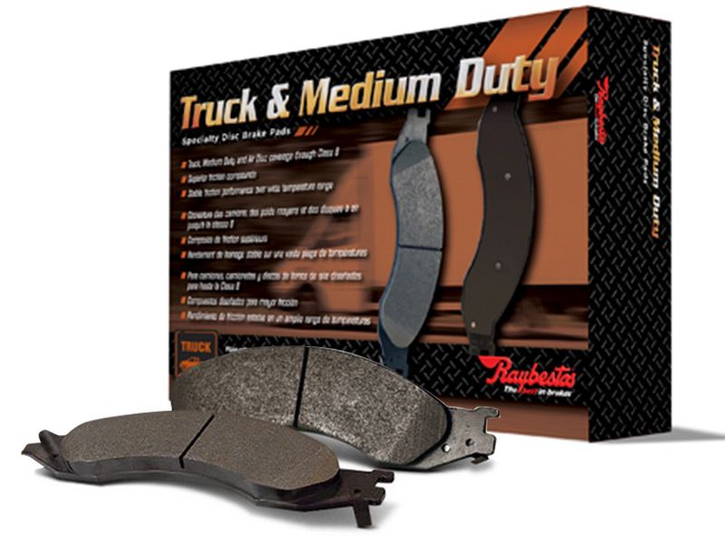 Raybestos SP882TRH Specialty Truck Brake Pad