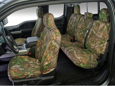 Pleasant Covercraft Carhartt Realtree Camo Seat Covers Creativecarmelina Interior Chair Design Creativecarmelinacom