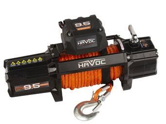 Havoc Offroad 9,500lb Winch
