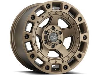Black Rhino Bronze Cinco Wheels