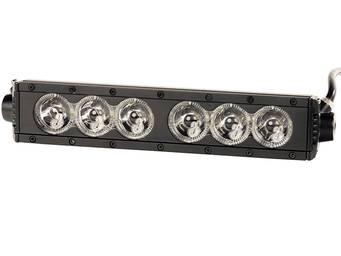 """Havoc Off-Road Black-Out Series 10"""" LED Light Bar"""