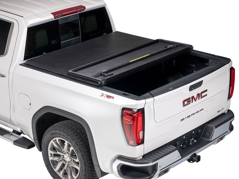 American Hard Tri Fold Tonneau Cover Tonneau Covers World