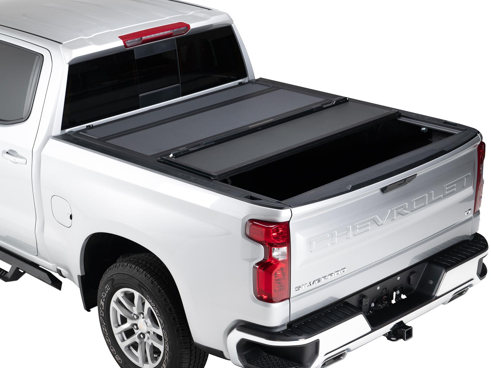 2020 Toyota Tacoma Hard Folding Tonneau Covers World