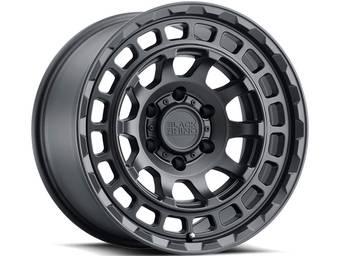 Black Rhino Matte Black Chamber Wheels