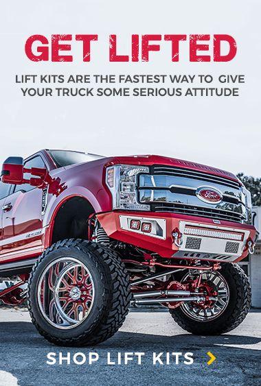 Truck Wheels, Truck Rims, Wheel & Tire Combos | RealTruck