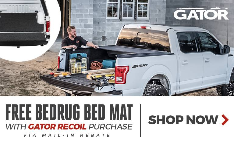 Gator Covers   Tonneau Covers For Every Lifestyle on