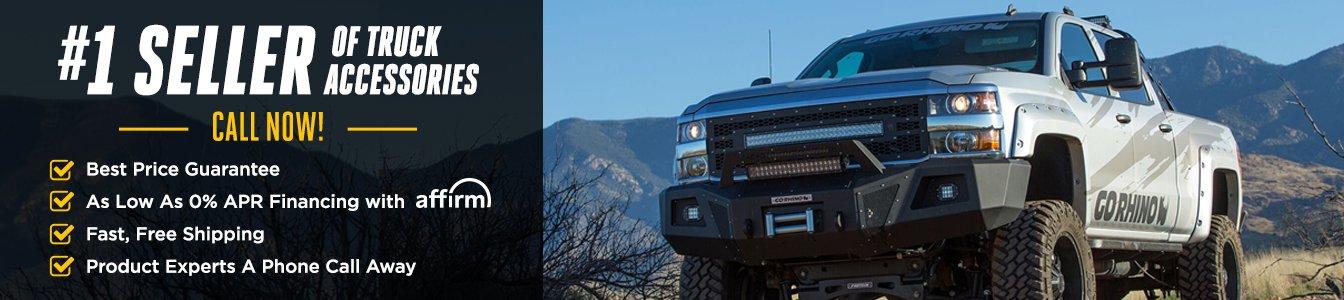 2020 Jeep Gladiator Racks & Carriers | RealTruck