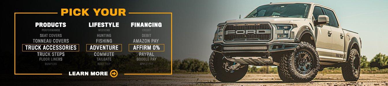 2020 Chevy Silverado 1500 Towing Equipment | RealTruck