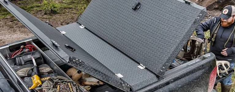 How Secure Are Tonneau Covers Realtruck
