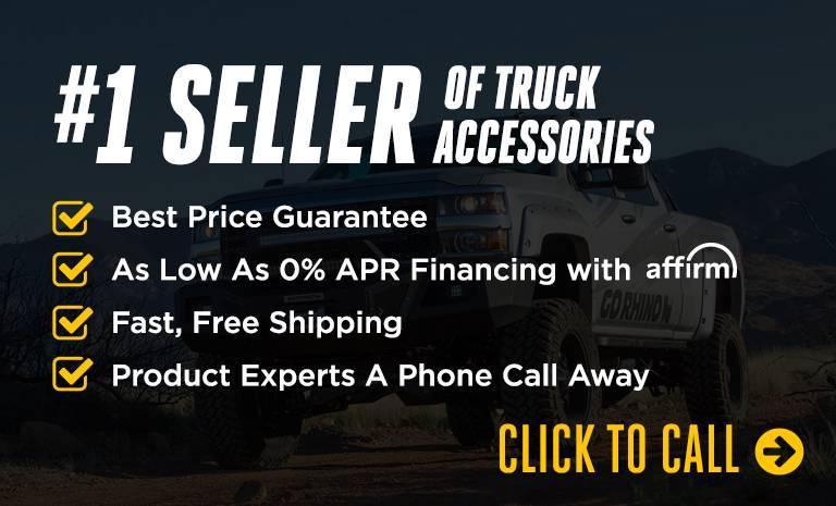 Toyota Tacoma Suspension | RealTruck