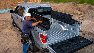 The Best Storage Solutions To Organize Your Truck Realtruck