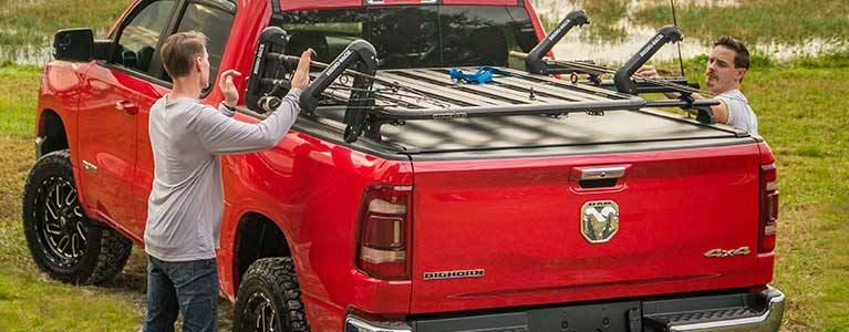 Tonneau Covers And Compatible Accessories Realtruck