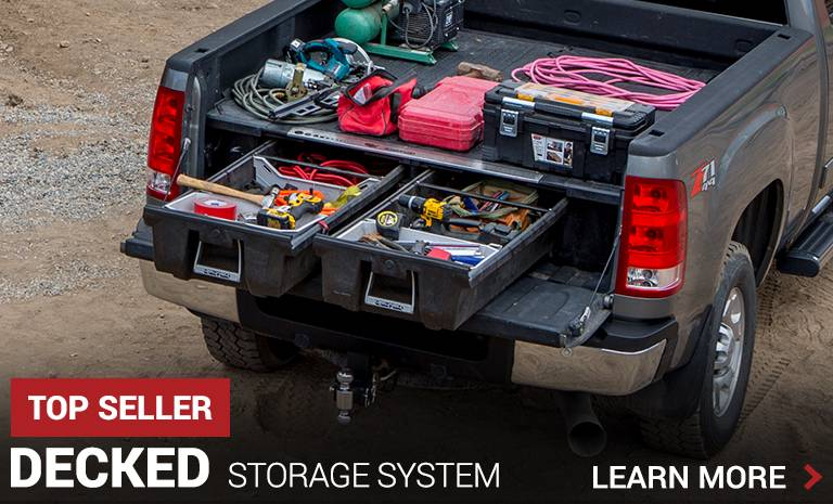 Toyota Tacoma Bed Organizers Tonneau Covers World