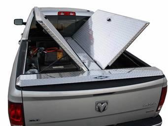 2020 Toyota Tacoma Hard Folding Tonneau Covers World