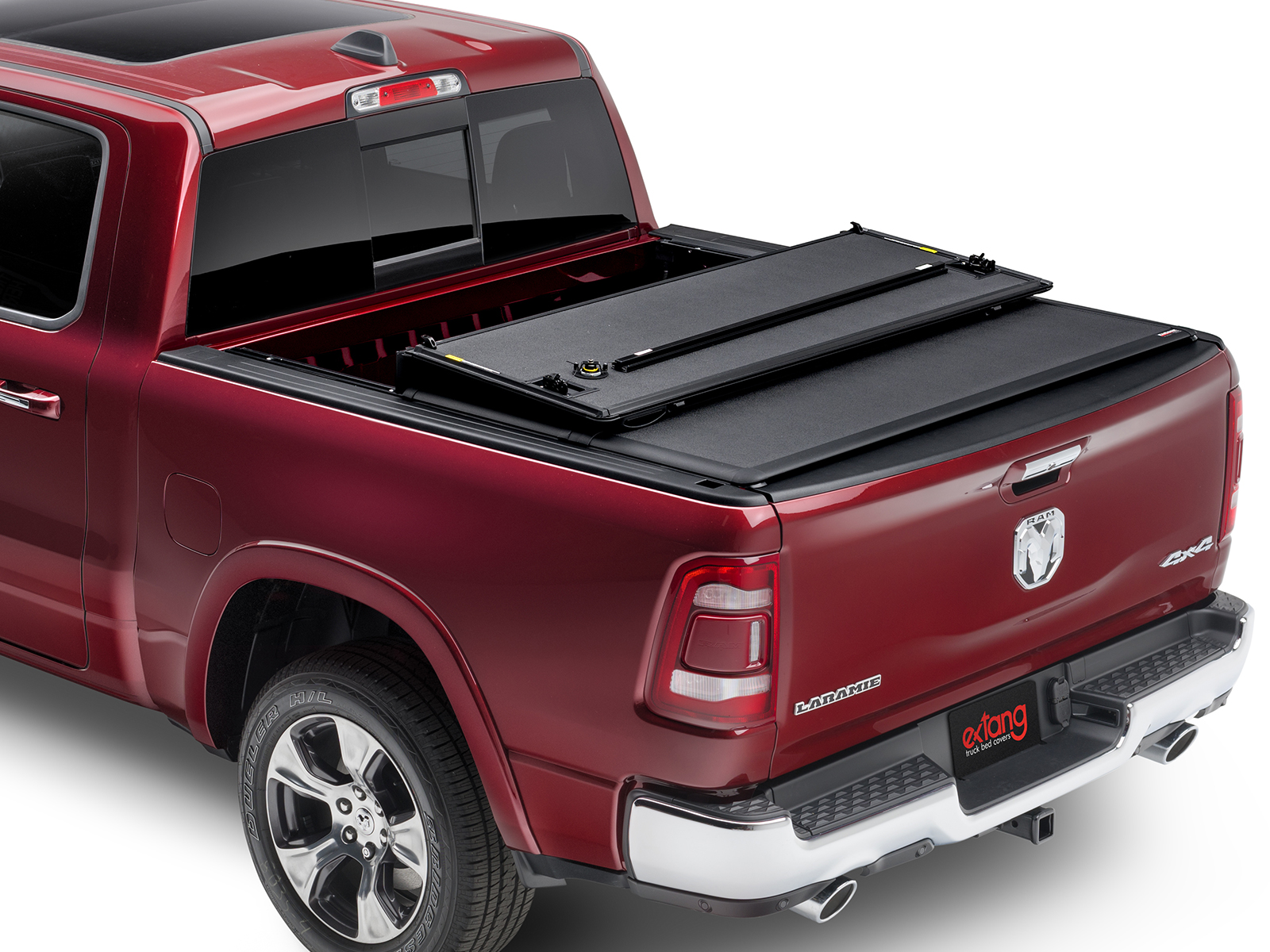 2019 Dodge Ram 1500 Hard Folding Tonneau Covers World