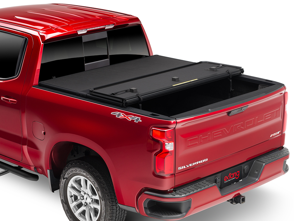2004 Ford Ranger Hard Folding Tonneau Covers World
