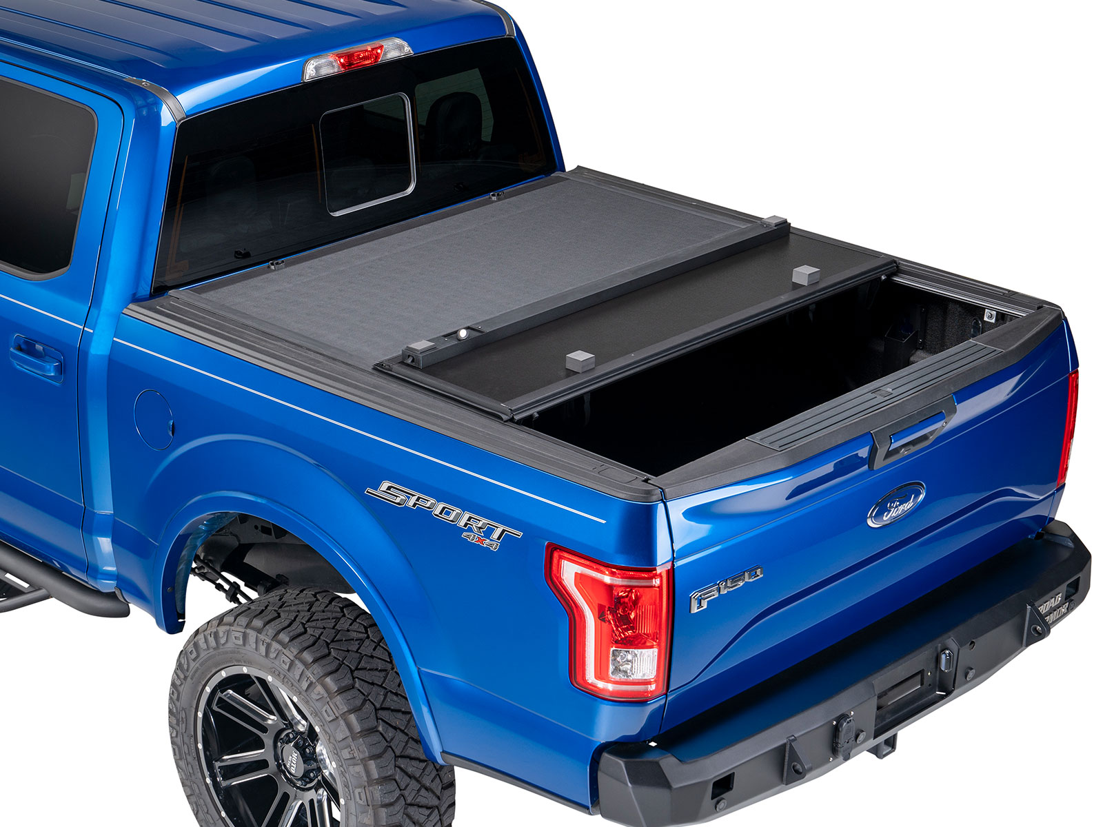 2015 Ford F150 Tonneau Covers Realtruck