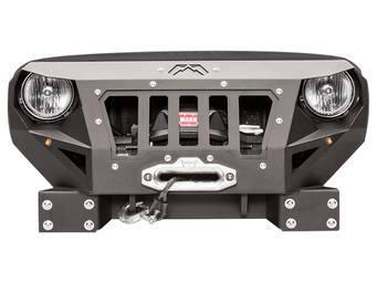 Jeep Wrangler Front Bumpers | Bumper Commander