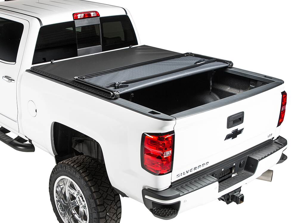 2016 Chevy Silverado 1500 Accessories Tonneau Covers World