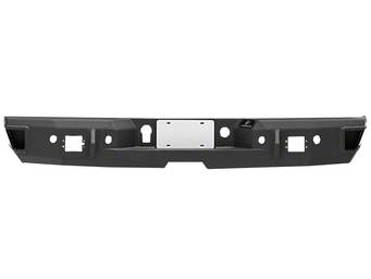 Hammerhead Rear Flush Mount Bumper