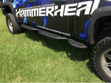 Wheel To Wheel Running Boards >> Hammerhead Wheel To Wheel Running Boards
