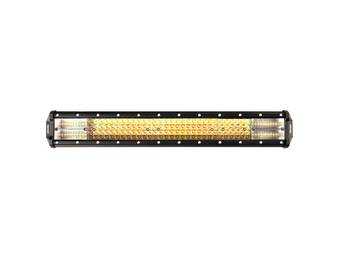 "Havoc Extreme Series 20"" LED Quad Row Light Bar Feed Image"