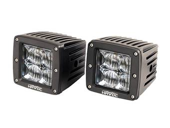 Havoc Off-Road Trail Series LED Cube Lights 61-10121K 01