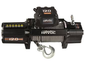 Havoc Offroad 12,000 lb Winch 72-12003 - 01