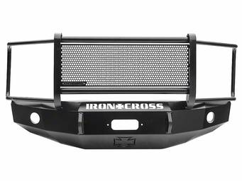 Iron Cross HD Front Bumper Full Guard 01