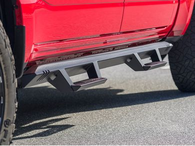 Nfab Running Boards >> N Fab Black Epyx Steps