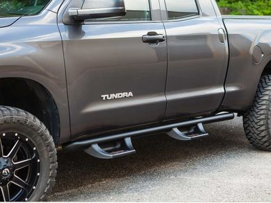 Nfab Running Boards >> N Fab N Durastep Nerf Bars