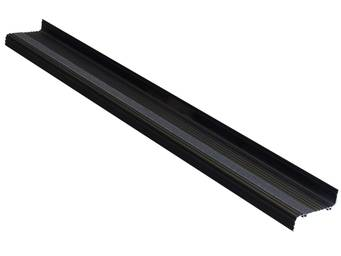Owens Extruded Black ClassicPro 2 Inch Running Boards