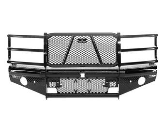 Ranch Hand Legend Series Grille Guard Front Bumper 01