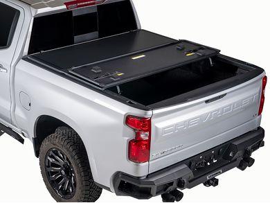 Rugged Liner Hc3 Premium Hard Fold Tonneau Cover Tonneau Covers World